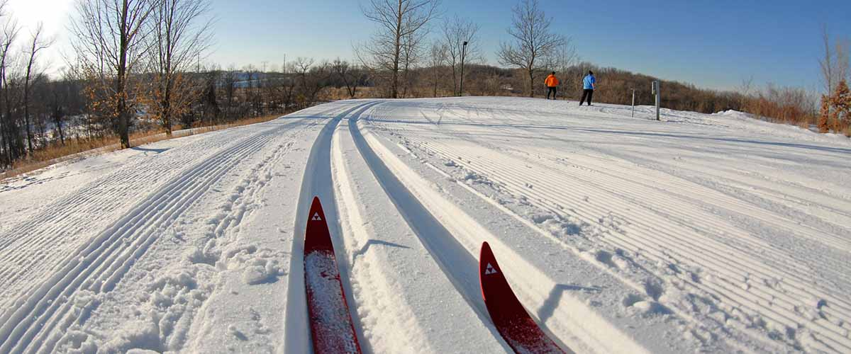 CROSS COUNTRY SKI TRAIL 6FT WIDE SNOW GROOMER   SPENCER SALES  Cross Country Ski Trail Grooming