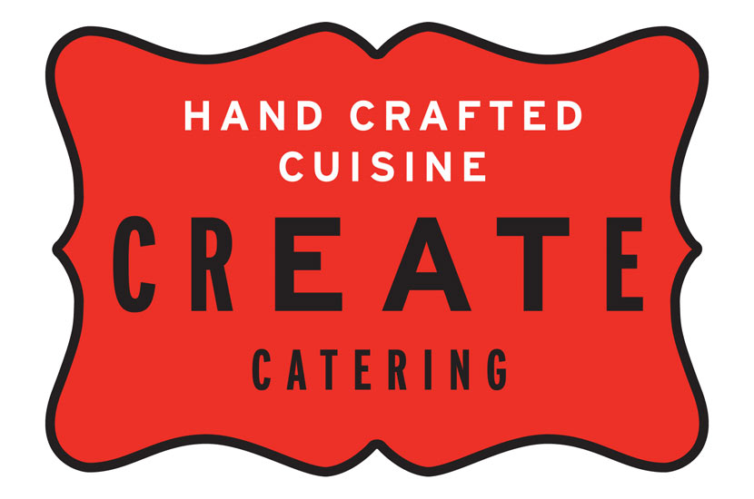 Create catering logo.