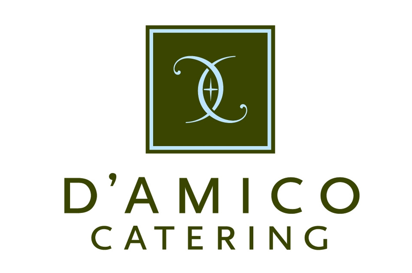 D'Amico Catering logo.