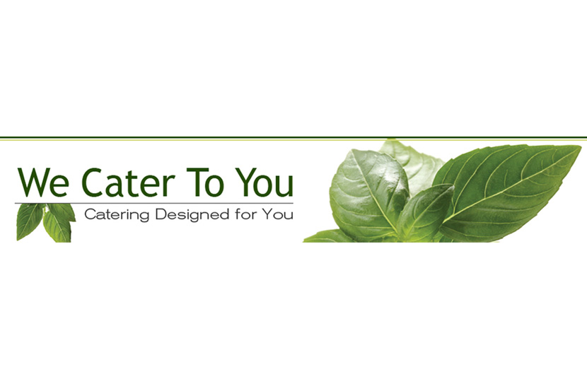 We Cater To You logo.