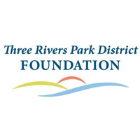 Three Rivers Park District Foundation Logo.