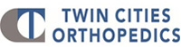 Twin cities orthopedics logo.