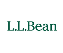 l.l. bean green and white logo