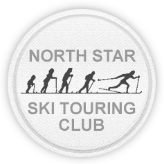 north star ski touring club logo.